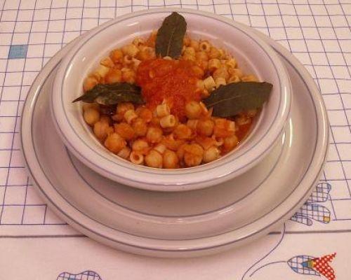 Pasta and Chickpeas - Pasta e Ceci