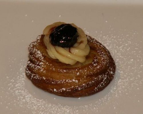 Zeppole di San Giuseppe - St. Joseph's Pastries